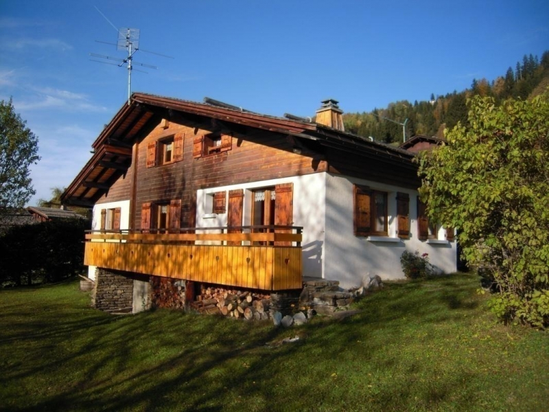 chalet rose des vents
